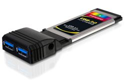 Transcend USB 3.0 Express Card - TS-PNU3