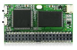Transcend 1GB IDE 40PIN Horizontal Flash Module - TS1GDOM40H-S