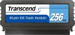 Transcend 256MB IDE 40PIN Vertical Low-Profile - TS256MDOM40V-S (TS256MPTM520)