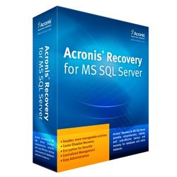Acronis Recovery for Microsoft SQL Server