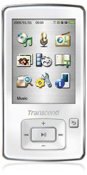 Transcend 8GB Flash MP3 Player T-Sonic 870 - TS8GMP870