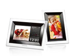 Transcend Digital Photo Frame 1GB (Classic / Crystal) - TS1GPF710C