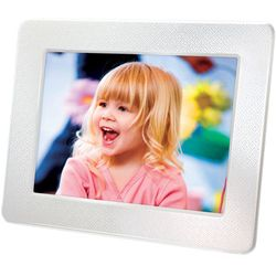 Transcend Digital Photo Frame 2GB White - TS2GPF730W