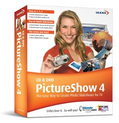 Ulead DVD Picture Show 4