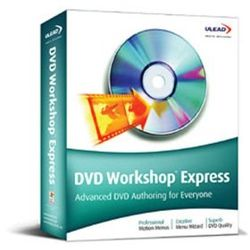 Ulead DVD Workshop Express 2
