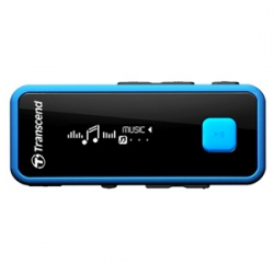 Transcend 8GB Flash MP3 Player T-Sonic 350 Blue - TS8GMP350B