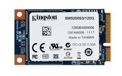 Kingston 120GB SSDNow mS200 mSATA - SMS200S3/120G