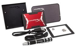 Kingston 960GB HyperX SAVAGE SSD SATA 3 2.5 Bundle Kit - SHSS3B7A/960G