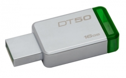 Kingston 16GB USB 3.0 DataTraveler 50 - DT50/16GB