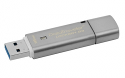 Kingston 16GB USB 3.0 DataTraveler Locker+ G3 - DTLPG3/16GB