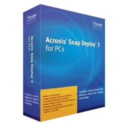 Acronis Snap Deploy for Workstation
