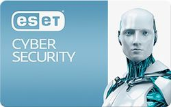 ESET Cyber Security для Mac (від 2ПК)