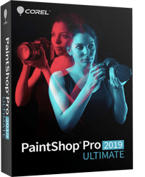 Corel PaintShop Pro 2019 ULTIMATE ML Mini