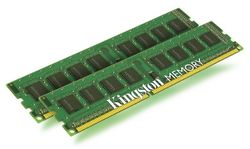 Kingston 16GB 1600MHz DDR3 Non-ECC CL11 DIMM (Kit of 2) - KVR16N11K2/16