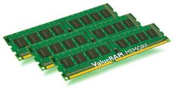 Kingston 6GB Kit (3x2GB) 1333MHz DDR3 ECC Single Rank for Sun Highend Unix Workstation - KTS-SF313ESK3/6G