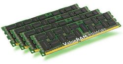 Kingston 8GB Kit (4x2GB) 1600MHz DDR3 ECC Single Rank for IBM Server - KTM-SX316ESK4/8G