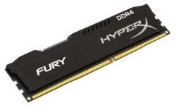 Kingston HyperX 8GB 2933MHz DDR4 CL17 DIMM 1Rx8 HyperX FURY Black - HX429C17FB2/8