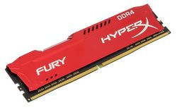 Kingston HyperX 16GB 3200MHz DDR4 CL18 DIMM HyperX FURY Red - HX432C18FR/16