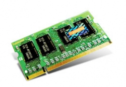 Transcend 1GB 667MHz DDR2 SO-DIMM for Lenovo - TS1GIB7734
