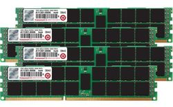 Transcend JetMemory 64GB Kit (4x16GB) 1600MHz DDR3 ECC Reg DR x4 DIMM for Apple - TS64GJMA534Z