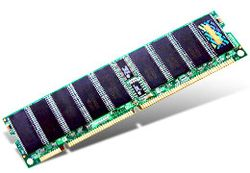 Transcend 128MB 133MHz SDRAM DIMM for Cisco - TS128MCS3725