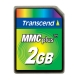 Transcend 2GB High Speed MMC - TS2GMMC4