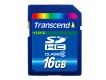 Transcend 16GB SDHC (Class 6) - TS16GSDHC6