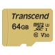 Transcend 4GB microSDHC Class 4 with USB Card Reader - TS4GUSDHC4-P3