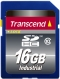Transcend 16GB Industrial Wide-Temp SDHC (Class 10) - TS16GSDHC10I