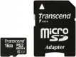 Transcend 16GB microSDHC UHS-I with adapter - TS16GUSDU1