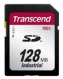 Transcend 128MB Industrial SD Card (100X) - TS128MSD100I