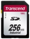 Transcend 256MB Industrial SD Card (100X) - TS256MSD100I