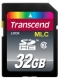 Transcend 32GB Industrial SDHC (Class 10) - TS32GSDHC10M