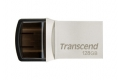 Transcend 128GB USB 3.1+Type-C JetFlash 890 - TS128GJF890S