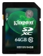 Kingston 64GB SDXC (Class 10) - SDX10V/64GB