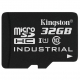Kingston 32GB microSDHC Class 10 UHS-I Industrial - SDCIT/32GBSP