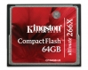 Kingston 64GB CompactFlash Ultimate (266x) - CF/64GB-U2