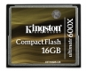 Kingston 16GB CompactFlash Ultimate (600x) - CF/16GB-U3