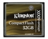Kingston 32GB CompactFlash Ultimate (600x) - CF/32GB-U3