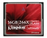 Kingston 16GB CompactFlash Ultimate (266x) - CF/16GB-U2
