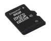Kingston 8GB microSDHC (Class 10) SD adapter not included - SDC10/8GBSP