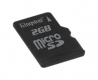 Kingston 2GB microSD (SD adapter not included) - SDC/2GBSP
