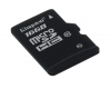 Kingston 16GB microSDHC (Class 10) SD adapter not included - SDC10/16GBSP