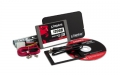 "Kingston 120GB SSDNow V+200 (7mm) SATA3 2.5"" Upgrade Bundle Kit - SVP200S3B7A/120G"