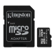 Kingston 32GB microSDHC Class 10 UHS-I Industrial with SD Adapter  - SDCIT/32GB
