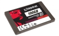 "Kingston 100GB SSDNow E100 SATA3 2.5"" - SE100S37/100G"