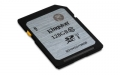 Kingston 128GB SDXC Class10 UHS-I (45MB/s Read) - SD10VG2/128GB