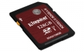 Kingston 128GB SDXC UHS-I High Speed Class 3 (U3) (R/W 90/80 MB/s) - SDA3/128GB