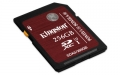 Kingston 256GB SDXC UHS-I High Speed Class 3 (U3) (R/W 90/80 MB/s) - SDA3/256GB