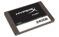 Kingston 240GB HyperX FURY SSD SATA 3 2.5 (7mm) w/Adapter - SHFS37A/240G